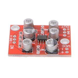 DC-5V-15V-12V-AD828-Stereo-Preamp-Power-Amplifier-Board-Preamplifier-Module