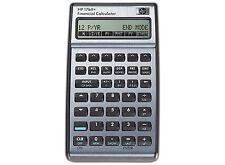 Hewlett Packard HP 17bii+ Business Calcolatrice Finanziaria Professionale