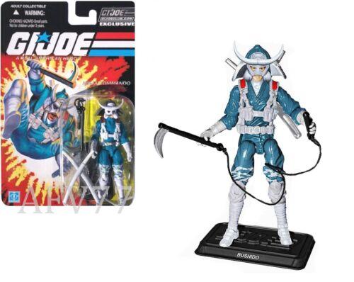 JOE Collectors Club 2018 FSS 8.0 Exclusive Bushido Hasbro G I