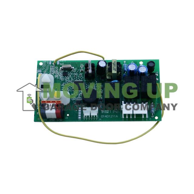 Liftmaster 45act Logic Board Garage Door Opener 014d1329b Ebay