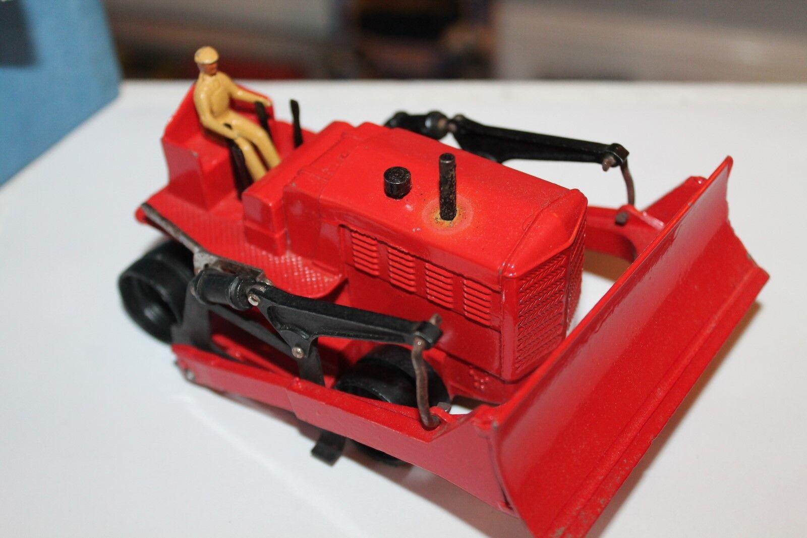 DINKY SUPERTOYS 561  BLAW Know Bulldozer  ORIGINAL  Neuf dans sa boîte  1953