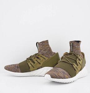 Details zu Adidas Tubular Doom PK Sneaker Herren White Grün Shoes New Schuhe