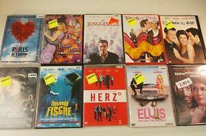 "La raccolta 10 DVD ""Romance 10 e"" - 10 petardi del romantico Films-DVD 73"