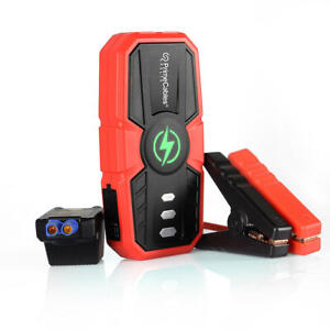 10000mAh Portable Car Jump Starter Auto Battery Booster Phone Charger Universal