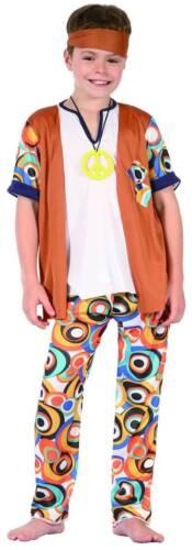 Hippie-Kostüm für Kinder Cod.226055