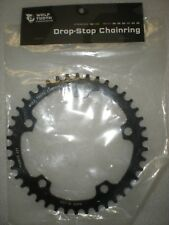 NEW Wolf Tooth Components 38t 130bcd Drop-Stop Chainring Black