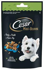 Cesar Mini Bones Boeuf / Poulet Récompenses Pour Chiens Boeuf Et Poulet