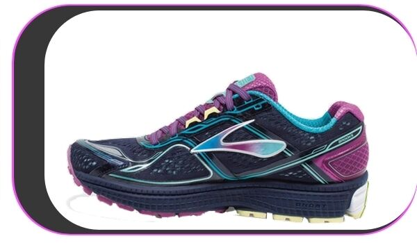 shoes De Running Jogging De Course Sport Brooks Ghost V8 Femme