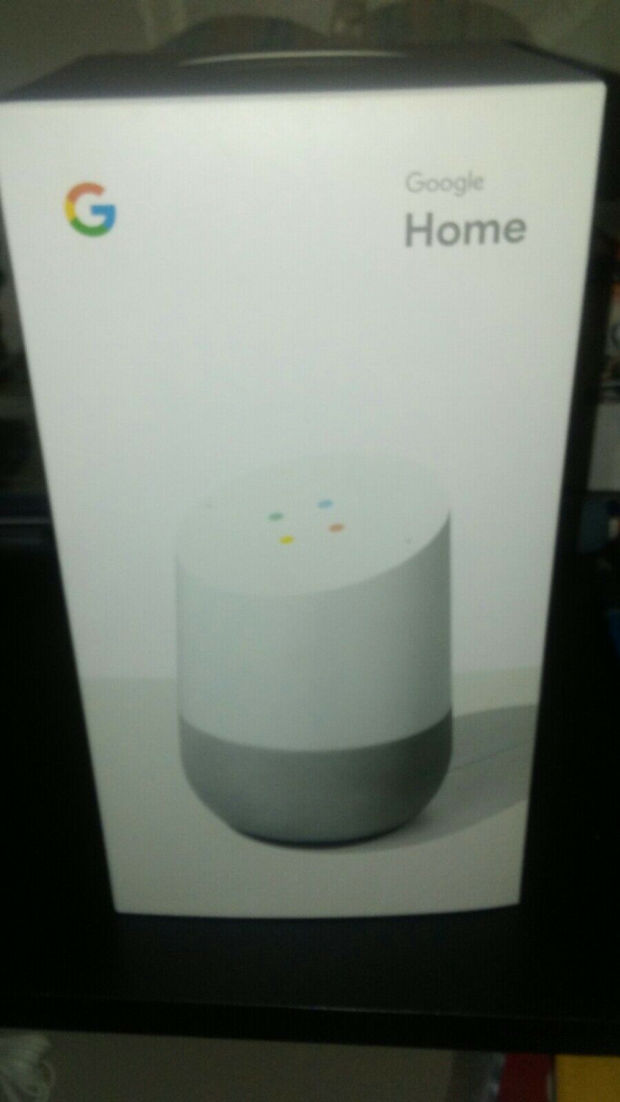 Google Home - NEW IN BOX NEVER OPENED