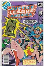 (1979) JUSTICE LEAGUE OF AMERICA #166 Vs SECRET SOCIETY OF SUPER-VILLAINS! VF-