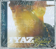IYAZ - REPLAY / (FLO RIDA VERSION) 2010 GERMAN CD SINGLE FACTORY SEALED
