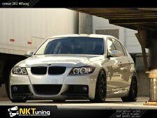 BMW E90 / E91 preface ( 2005 - 2009 ) - Front lip splitter Msport Mpakiet flaps