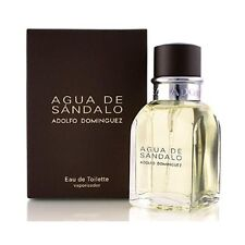 ADOLFO DOMINGUEZ AGUA DE SANDALO 60 ML ORIGINAL | Eau de Toilette for Men (EDT)
