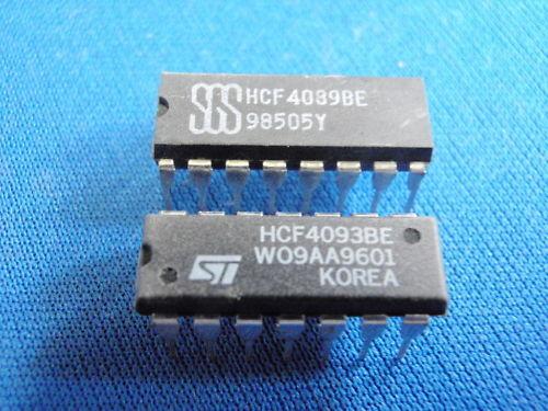 IC bloc de construction Mos 4089 2x 14117-110