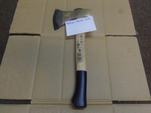 Adler Hache 600gm 36 cm poignée de très bonne qualité