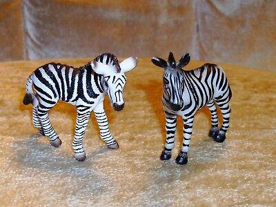 Wildlife Zoo Life *NEW* SCHLEICH 14393 Zebra Foal Baby