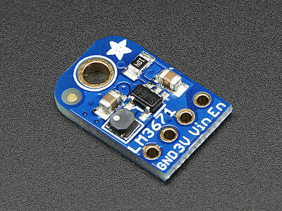 Adafruit LM3671 3.3V Buck Converter Breakout 3.3V Output 600mA Max Power Supply