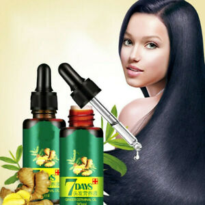7-Day-ReGrow-Ginger-Germinal-Hair-Growth-Serum-Hairdressing-Oil-Loss-Treatement