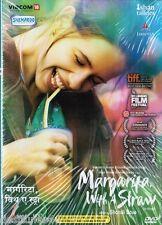 MARGARITA WITH A STRAW -  BOLLYWOOD DVD * KALKI KOECHLIN - FREE POST