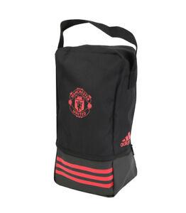 202c528295a1 Adidas Manchester United Shoes Bag (CY5591) Shoe Bags Gym Sport Bag ...