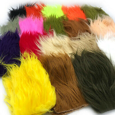 HARELINE BARRED PSEUDO HAIR FLY AND JIG TYING MATERIAL YOU PICK COLOR