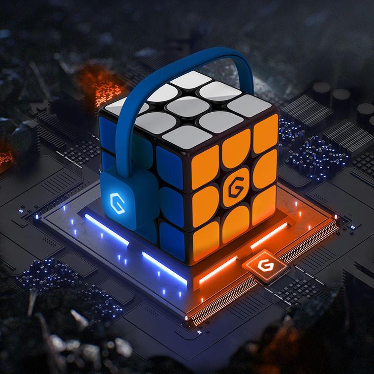 Xiaomi giiker i3s Super cube Magic avec connexion Blautooth