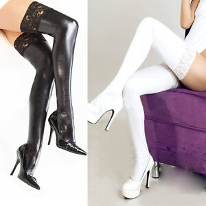 stockings Hot latex