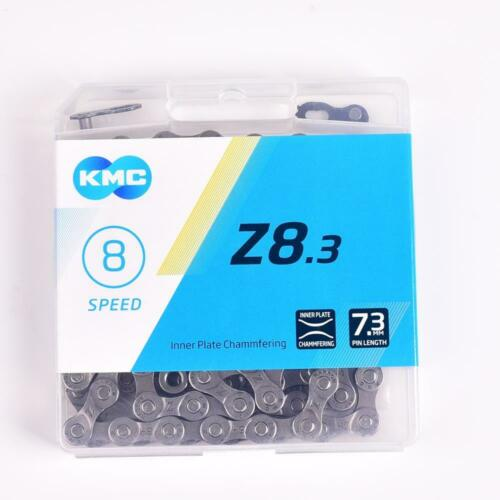 KMC X8//9//10//11//12 Z9//8.3 Bicycle Chain 116L 11//10//9//8 Speed with Magic Button
