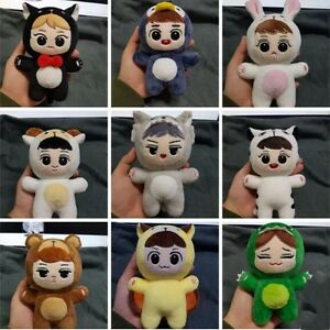 in-stock-KPOP-EXO-Animal-Plush-Doll-Toy-Sehun-KAI-Chen-Baekhyun-Chanyeol-Xiumin