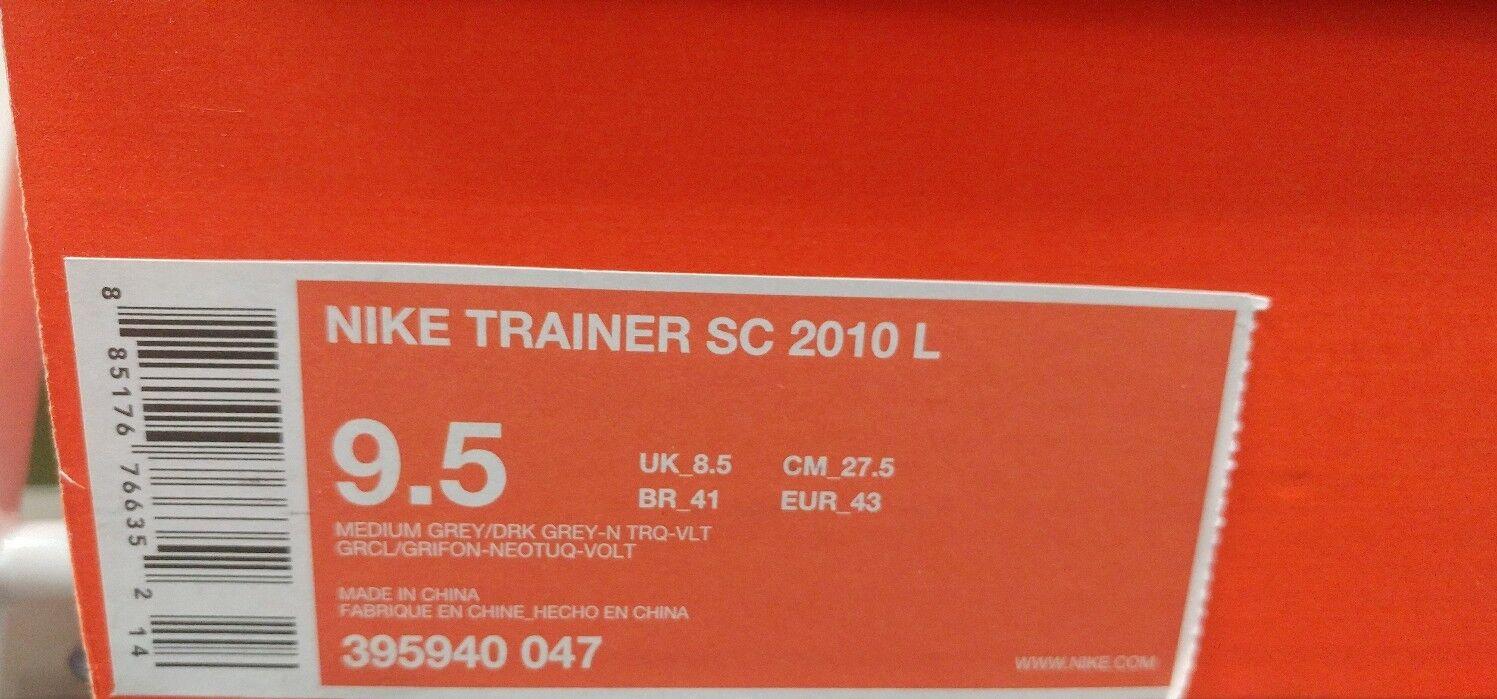 Neue nike trainer sc 2010 9,5  bryan clay kennt 047 bo 395940 047 kennt deadstock f433d6