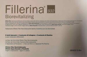 Fillerina 932 Cofanetto Biorevitalizing grado 5 BIO NOVITA' LABO !!!