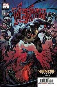 Venom #28 Main cover A Cates Marvel Comic 1st Print 2020 unread NM