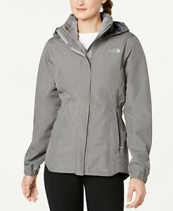 NWT THE NORTH FACE WOMEN'S RESOLVE II HOODED PARKA HEATHER GREY S, M, L, XL