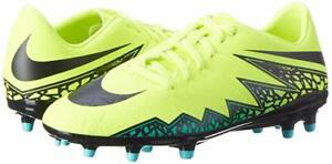 18cf997eef3 Nike Hypervenom Phelon II 2 FG Volt Black HyperTrq Soccer Cleats ...