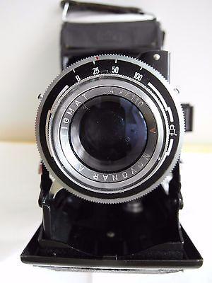 Alte Kamera Zeiss Ikon Priomat Fotoapparat Retro Sammler Ein BrüLlender Handel