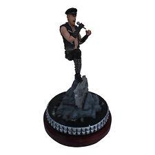 Judas Priest Memorabilia: 2007 KnuckleBonz Rock Iconz Rob Halford Statue Figure