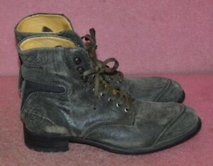 Diesel Industry Men's Leather Boots