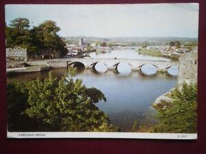 POSTCARD CARDIGANSHIRE CARDIGAN BRIDGE  C1970 - Tadley, United Kingdom - POSTCARD CARDIGANSHIRE CARDIGAN BRIDGE  C1970 - Tadley, United Kingdom