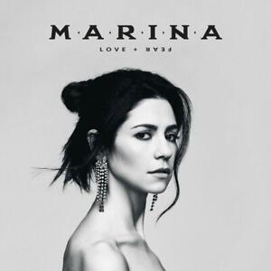 Marina-Love + Fear 2 VINILE LP NUOVO