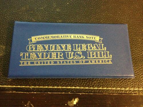 USA $2 Dollar Bill American CIVIL WAR 150th Anniversary Legal Tender Certified