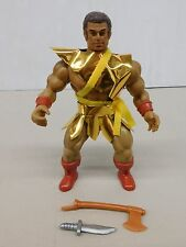 Remco Lost World Of The Warlord MACHISTE Lot A - KO He-Man/Conan-Sized Figure