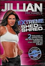 Jillian Michaels: Extreme Shed  Shred (DVD, 2011)