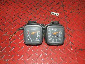 Cockpit Tacho Instrumente gauges speedo instruments Suzuki DR 500
