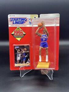 1995 JOHN STARKS New York Knicks Starting Lineup Figure