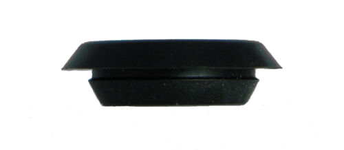 "1-5//16/"" Flush Mount Black Plastic Body Sheet Metal Hole Plugs Qty 10 1.3125 Inch"