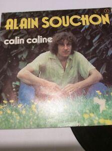 """45 Tours - Vinyl - Alain Souchon - Calin Caline - France - État : Occasion : Objet ayant été utilisé. Consulter la description du vendeur pour avoir plus de détails sur les éventuelles imperfections. Commentaires du vendeur : """"Bon etat"""" - France"""