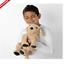 miniatura 8 - IKEA-PELUCHE-PANDA-SQUALO-CANE-ANIMALI-Natalizi-per-Bambini-Giocattolo-Peluche-Peluche