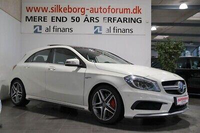 Annonce: Mercedes A45 2,0 AMG aut. 4-M - Pris 439.900 kr.