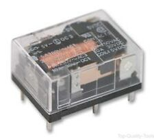 OMRON ELECTRONIC COMPONENTS, G6CU-2117P-US 5DC, RELAY, LATCH, SPST-NO/NC, 8A,