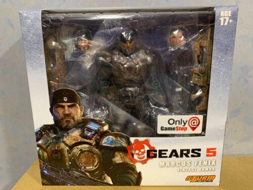 Marcus Fenix Gamestop Exclusive STORM COLLECTIBLES Gears of War IN STOCK